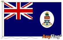 - CAYMAN ISLANDS  ANYFLAG RANGE - VARIOUS SIZES